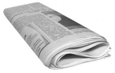 newspaperfolded